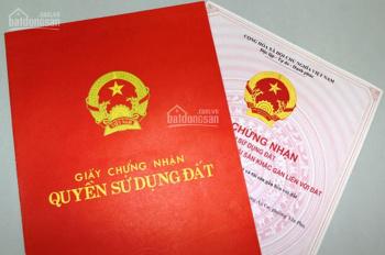 Cần bán gấp 80m2 đất thổ cư, sổ đỏ chính chủ giá giá cực rẻ tại Thanh Oai