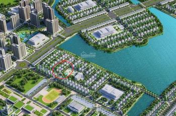 Duy nhất toàn dự án có 5 căn song lập ĐN SH11-2X mặt bể bơi, công viên, Vinhomes Ocean park