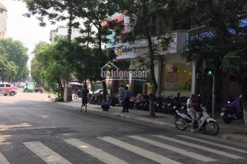 Bán nhà mặt phố Trần Quang Diệu, Đống Đa, mặt tiền gần 8m, vị trí đẹp nhất phố, ngân hàng thuê