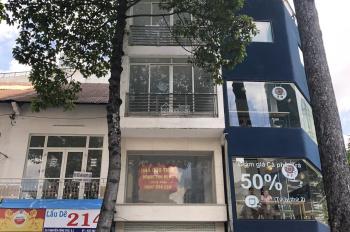 Cho thuê nhà nguyên căn MT CMT8 DT 6.35x11.5m, 1 trệt 3 lầu sân thượng, giá 65 tr/th siêu rẻ