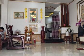 Bán nhà 2 lầu 6x14m, hẻm xe hơi 76 Dương Cát Lợi, thị trấn Nhà Bè. Giá 5.9 tỷ