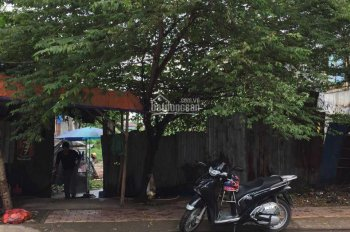 Cần tiền bán gấp lô đất mặt tiền đường Bùi Văn Ngữ (Bà Điểm 4)