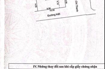 Bán nhà 2 mặt kiệt đường Nguyễn Chí Thanh, kiệt ô tô chạy thông thoáng, nhà 3 tầng