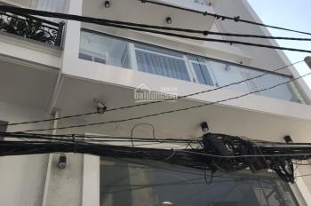 Cho thuê nhà nguyên căn DT 4x20m MT đường hẻm lớn Bạch Đằng khu sân bay Tân Bình