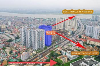 Suất ngoại giao căn hộ cao cấp 2PN, 78m2, full nội thất cao cấp, tháng 6 nhận nhà. LH: 0333657919