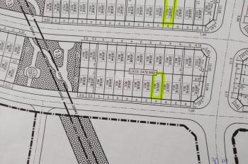 Bán lô đất LK 96m2 dự án Picenza Thái Nguyên, giá chỉ 17,5 tr/m2, đối diện chợ. LH: 0925.464.666