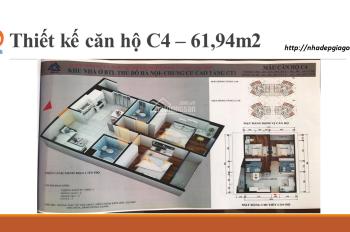 Chính chủ cần bán 2 căn góc 62m2 và một số căn chủ nhà gửi bán dự án CT1 Yên Nghĩa. LH: 0372134031