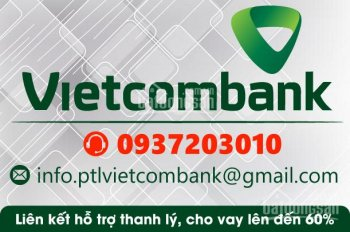 (Thông tin) Vietcombank hỗ trợ thanh lý: 28 lô đất KV Bình Tân, tặng sổ tiết kiệm 100tr, 0937203010