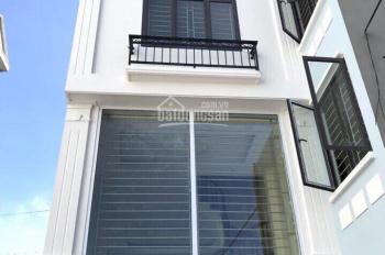 Bán nhà tổ 11 Thanh Lãm - Phú Lãm, 30m2 xây 4 tầng, giá 1,55 tỷ (cách bến xe Yên Nghĩa 300m)
