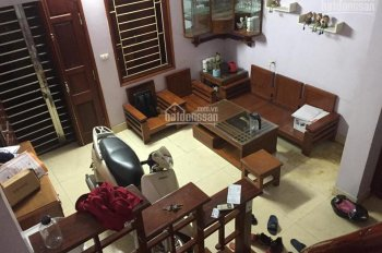 Chính chủ cần bán gấp nhà khu phân lô 7,2ha Vĩnh Phúc, Ba Đình, DT 31m2 * 5 tầng, chỉ 2,8 tỷ
