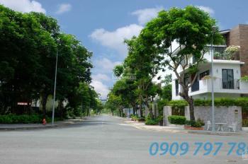 Bán lô B 235m2 đường 12m đối diện công viên, hướng ĐN, KDC Hưng Phú 1, 32tr/m2, LH 0909797786