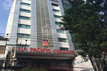 Bán tòa nhà mặt tiền đường Nguyễn Đình Chiểu, Phường 4, Quận 3