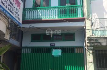 Cho thuê nhà cách MT 100B Đinh Tiên Hoàng Bình Thạnh (Cầu Bông) 4x8m 1 lầu 1P 12.8tr/th 300m tới Q1