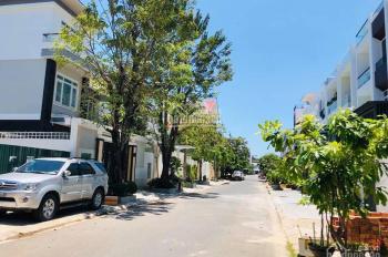 Đất 2 mặt tiền xây biệt thự giáp công viên, giá rẻ nằm trong KĐT Vĩnh Điềm Trung, khu B