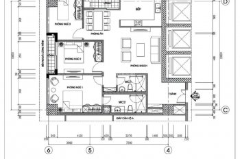Chính chủ bán căn 3 PN, view Hồ Tây, Ngoại Giao Đoàn, 23.5 tr/m2, 0984905855