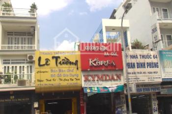 Cần cho thuê gấp nhà nguyên căn mặt tiền Phan Đình Phùng, Phú Nhuận