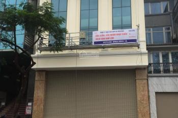 Cho thuê tầng 1 hoặc T2,3,4 ở mặt phố Lê Văn Lương, Nguyễn Ngọc Vũ. Liên hệ 0965836488