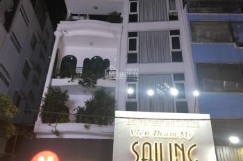 Siêu phẩm nhà 2 mặt tiền hẻm 6m Lê Quốc Hưng, P12, Q4; 4x20m, 6 lầu, giá 18 tỷ