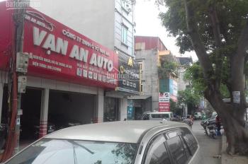 Bán nhà 135m2 mặt phố Nguyễn Khoái, mặt tiền 8m, giá 20 tỷ. Liên hệ: 0387 012 333