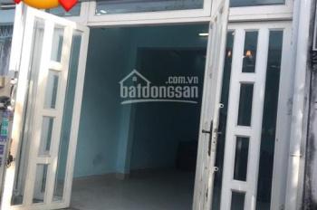 Chính chủ gửi bán nhà 1 trệt 1 lửng đường Trương Văn Hải, Quận 9