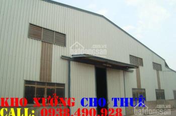 Trần Văn Giàu, Nguyễn Cửu Phú, Kênh C, A, cho thuê xưởng (mới xây dựng)(500; 600; 800; 1.000m2)