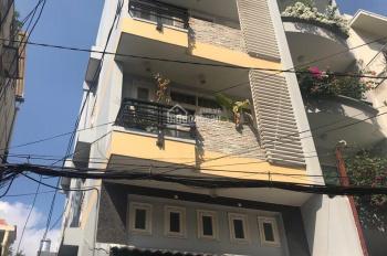 Bán nhà 55/31 Trần Đình Xu, Q1, hẻm rộng xe hơi lưu thông hai chiều 4,2mx17m, nở hậu 4.5m
