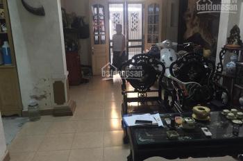 Nhà riêng ngõ phố Nguyễn An Ninh, Trương Định, DT 50m2, 3 tầng, giá 12tr/th
