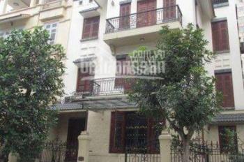 Cho thuê nhà số 21 BT1 Trung Văn, đất 220m2, XD 90m2, 4 nổi, 1 hầm, giá 48tr, nhà mới, 0968120493