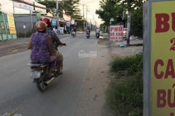 Bán nhà mặt tiền đường Đặng Thúc Vịnh, xã Đông Thạnh, Hóc Môn DT 5.1x50m, đường 30 mét