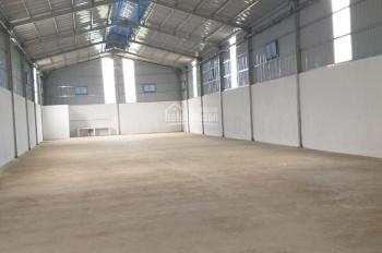 Cho thuê gấp nhà xưởng kho 1000m2 Phường Thạnh Xuân, Q12. LH 0949.199.247 - 0977.523.228 Mr. An