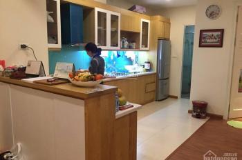 Cho thuê căn hộ C cư Ngõ 234 Hoàng Quốc Việt, 81m, 2pn, nội thất cơ bản, 8 tr/th. LH 0981 545 136