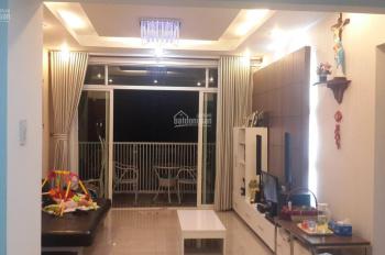 Cho thuê căn hộ Hoàng Anh 3, giá 10tr/tháng, 2PN đủ nội thất, lầu 16, LH 096 209 52 44