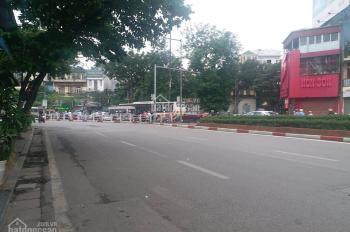 Cho thuê nhà phố Nguyễn Thái Học làm nhà hàng, trung tâm thương mại, 450 tr/th
