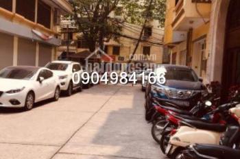 Cho thuê nhà riêng 4 tầng x 50m2 phố Trần Phú, đường rộng 8m nhà có gara ô tô, giá 25tr/tháng
