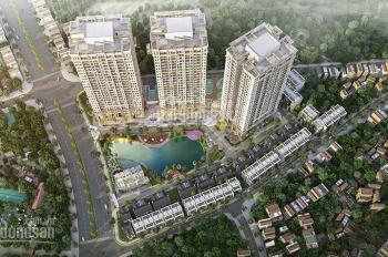 Suất ngoại giao cuối cùng giá siêu rẻ căn hộ 3PN, 85,7m2 tòa CT2 chung cư Hateco Xuân Phương