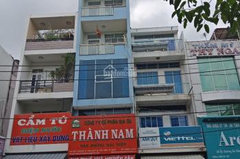 Cho thuê nhà ĐẸP - Có 10 phòng ngay mặt tiền đường D2, P. 25, Q. Bình Thạnh