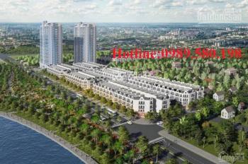 Bán nền shophouse Thuận An Centra Lake, căn góc hướng Tây Bắc, giá 50tr/m2 0989580198