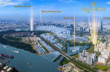 Bán căn hộ cao cấp tại Trần Não-ĐL Vòng Cung, giá gốc CĐT 65 tr/m2, bàn giao hoàn thiện. 0966966548