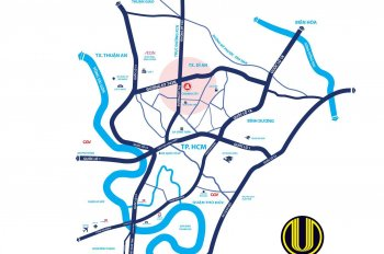 Đầu tư lướt sóng căn hộ Charm City có Vincom. Vị trí đẹp giá rẻ có lời ngay sau khi mở bán