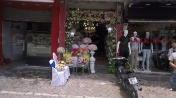 Cho thuê cửa hàng mặt phố Tôn Đức Thắng DT: 80m2, giá: 20tr/th