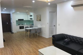 Cho thuê căn hộ cao cấp sang trọng tại chung cư D2- Giảng Võ S: 130 m2, 3PN giá 14 triệu/tháng