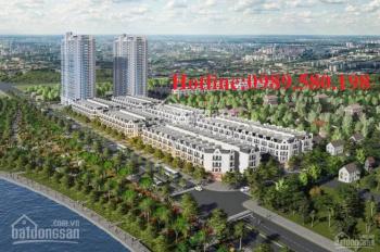 Chính chủ cần bán căn shophouse đất đấu giá 31ha Trâu Quỳ, Gia Lâm, hướng Đông Nam, giá 43tr/m2