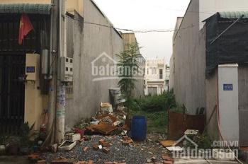 Cần thu hồi vốn nên bán lại lô đất đường Lê Lợi, phường 4, Gò Vấp, giá 26 triệu/m2. Sổ hồng riêng