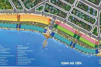 Cần bán lại nền đất shophouse Larina KDT Mới Hà Tiên đất 6x15m, 93m2, giá gốc HĐ 12,9 tr/m2