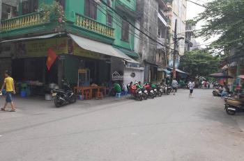 Mặt phố Mỗ Lao cạnh Nguyễn Văn Lộc, mặt tiền 4.8m vỉa hè, kinh doanh khủng, GPXD 6 tầng, chỉ 5.1 tỷ