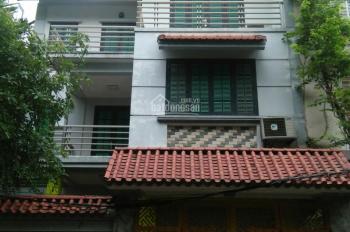Cho thuê biệt thự tại khu đô thị Vinaconex 3  phố Trung Văn, dt 70m2 x 4 tầng, mt 5m, giá 30tr/th