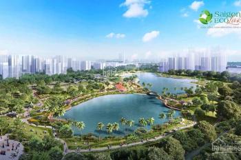 Nhận ký gửi bán đất dự án Daresco - Sài Gòn Eco Lake