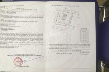 Cần bán gấp căn hộ quận Bình Thạnh chỉ 2,4 tỷ, DT: 60m2/2PN, có sổ, tầng cao, full nội thất