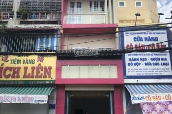 Bán nhà 2 lầu kiên cố mặt tiền Phan Đình Phùng, P. Tân An, vị trí đắc địa, sổ hồng, giá 18 tỷ