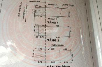 Bán nhà mặt tiền Vân Côi 3.9x14m, 1 trệt, 1 lầu, sân thượng, giá 11.5 tỷ, TL (0906641618)
